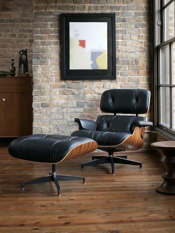 Eames lounge chair meubels uit de jaren 39 50 zijn prachtig - Eames meubels ...