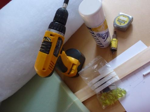 Benodigde materialen zelf een hoofdbord bed maken