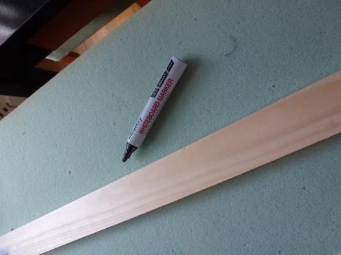 Lange plank