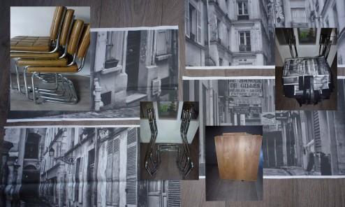 Parijsstoelen origineel