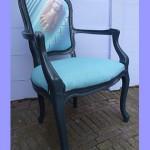 De symboliek van de hand op een stoel