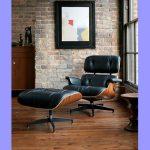 Eames Lounge Chair, Meubels uit de jaren '50 zijn prachtig