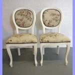 Barok stoeltjes
